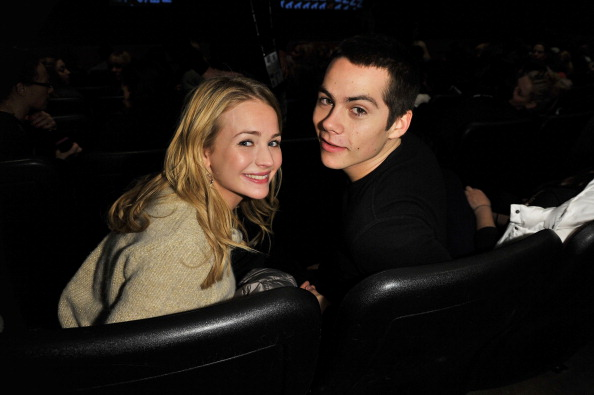Is dylan obrien still dating britt robertson