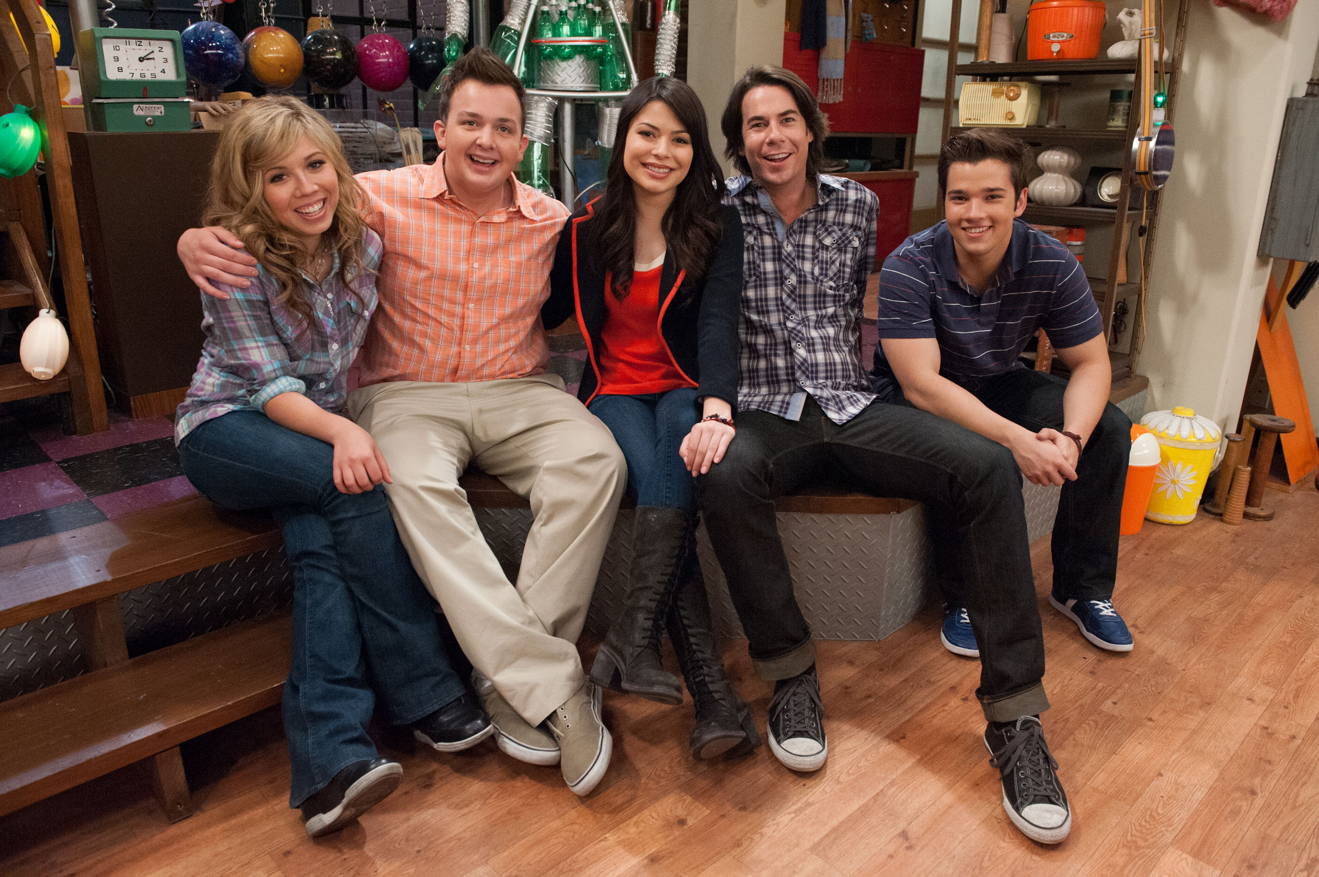 icarly dating sam i freddie