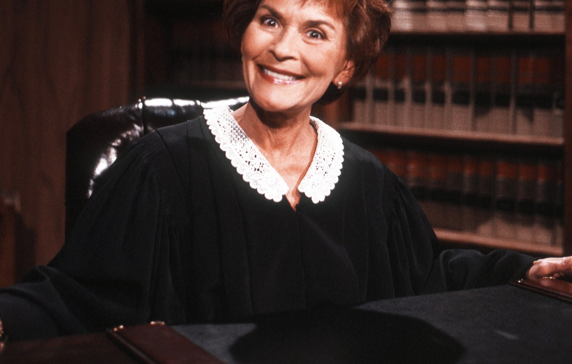 image of judge judy