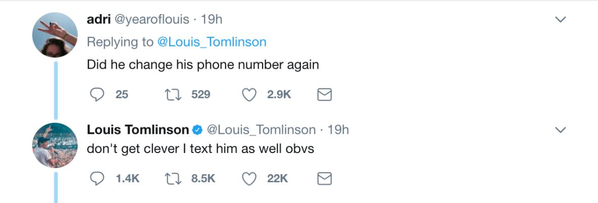 louis text