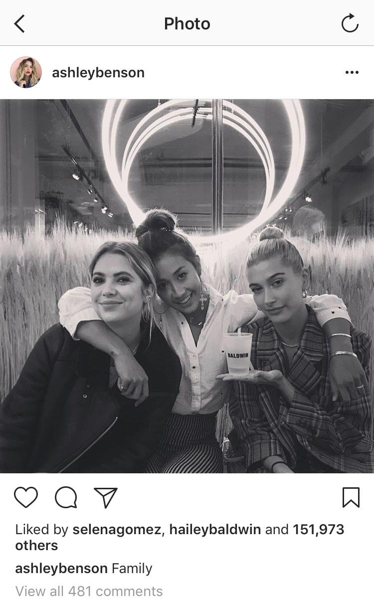 selena hailey instagram