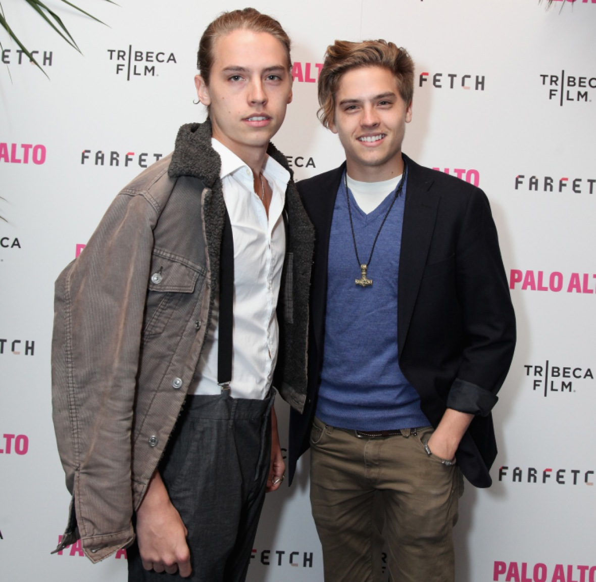 sprouse height difference