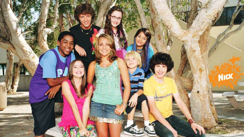 Zoey 101 Reunion Jamie Lynn Spears Has Not Discussed It Yet