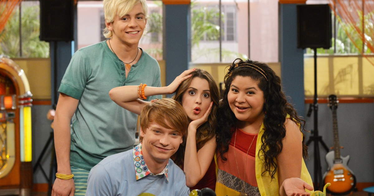 austin and ally are they dating in real life