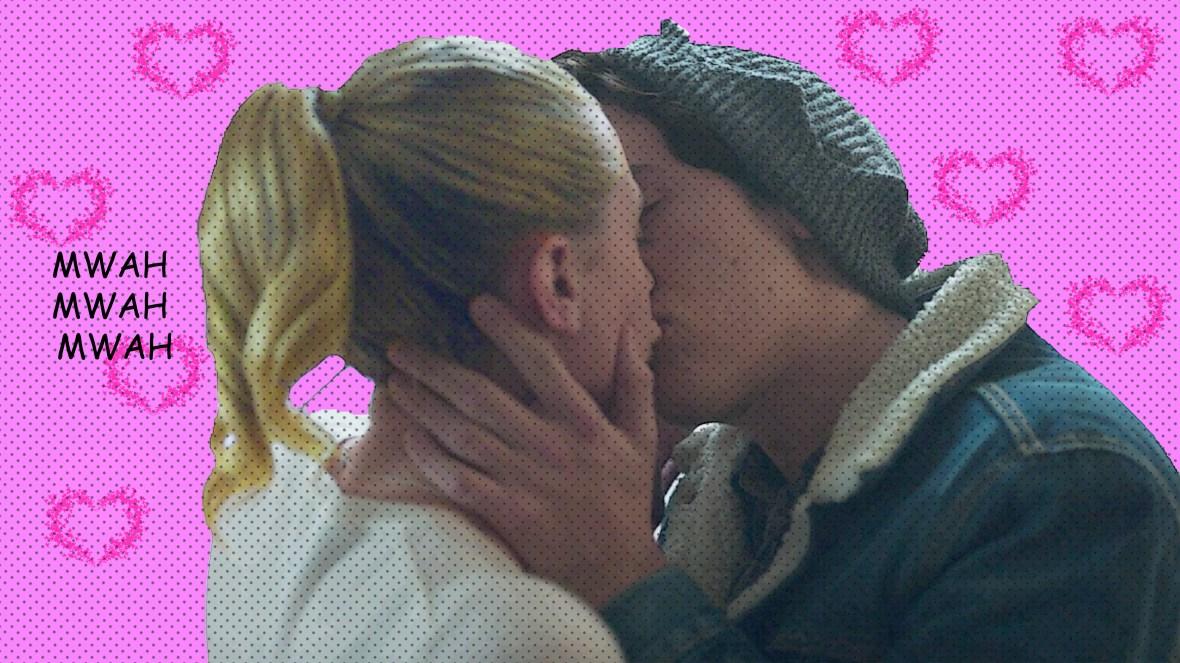 bughead kiss
