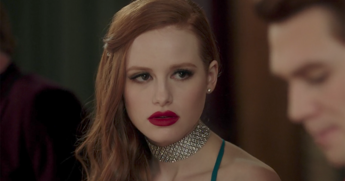 Riverdale's Madelaine Petsch Confirms Her Hair and Lips ... | 1200 x 630 png 635kB