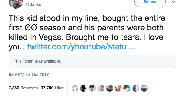 faze banks vegas tweet 1