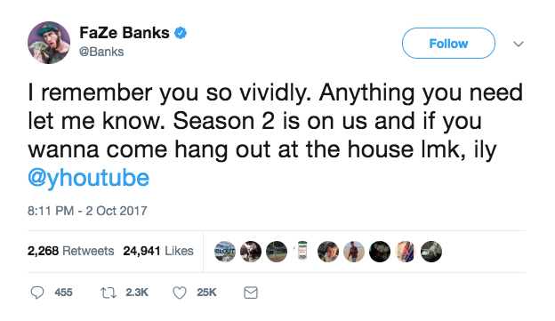 faze banks vegas tweet 2