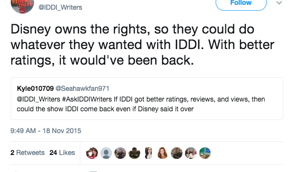 iddi writers tweet 1