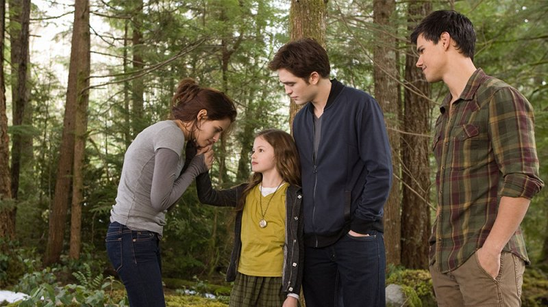 So What Exactly Does It Mean That Jacob Imprints On Bella & Edward's Daughter?