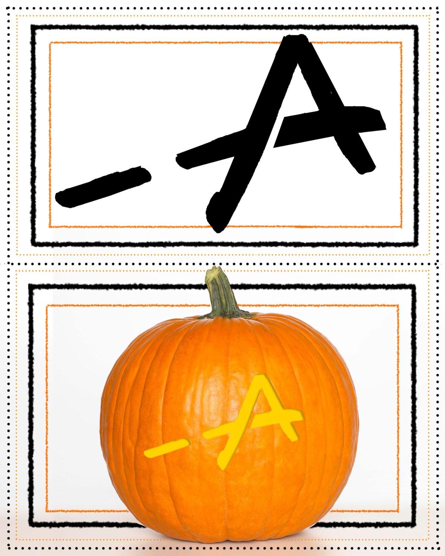 pretty little liars pumpkin stencil
