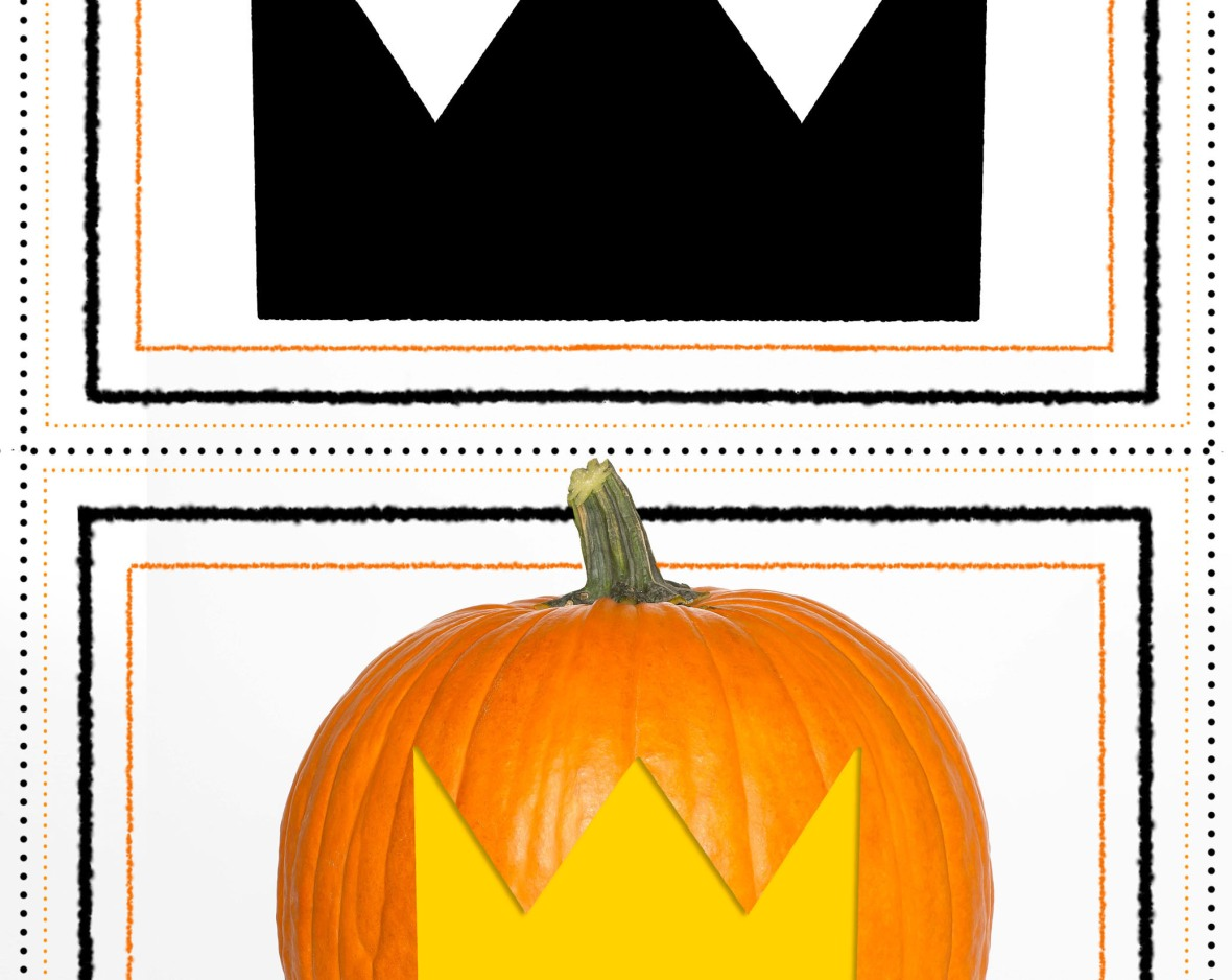 riverdale pumpkin stencil