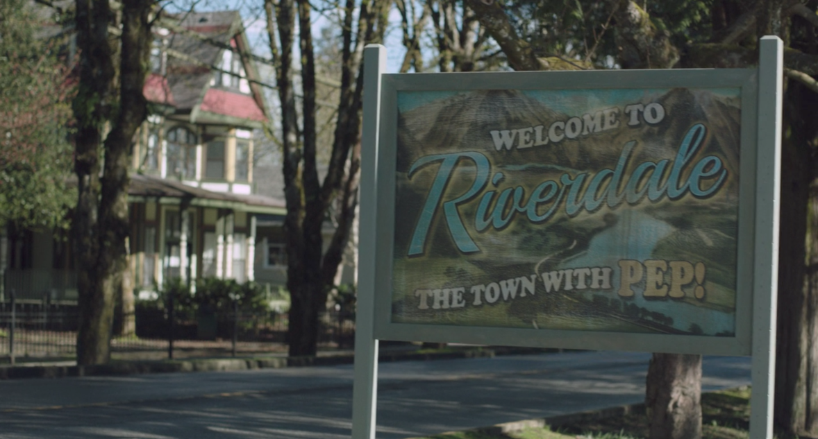 riverdale welcome