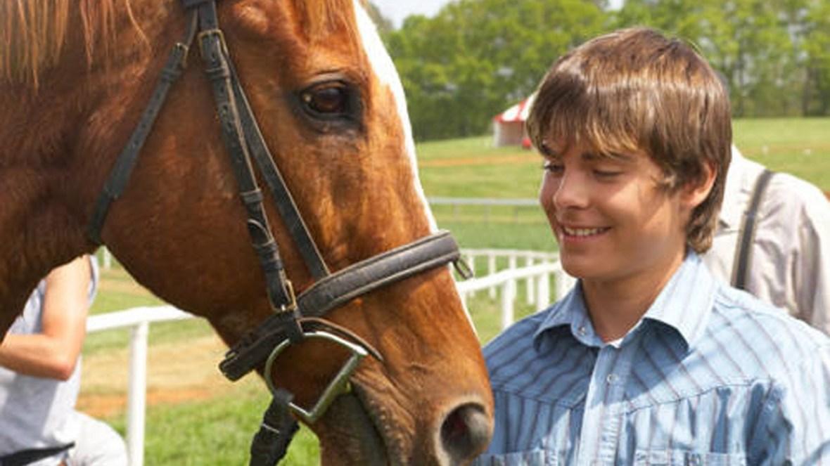 zac efron derby stallion