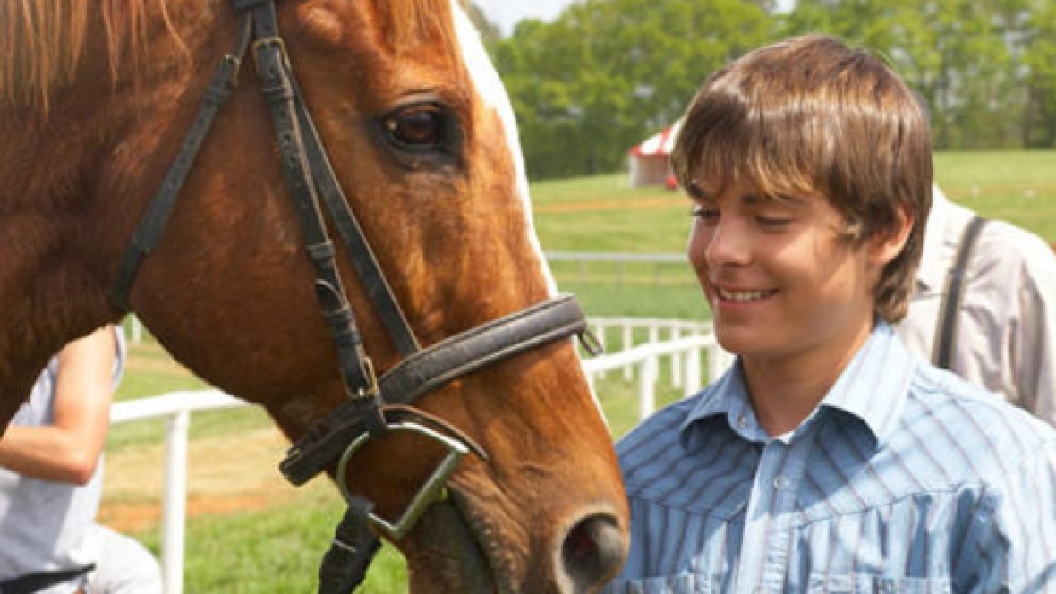 zac efron derby stallion