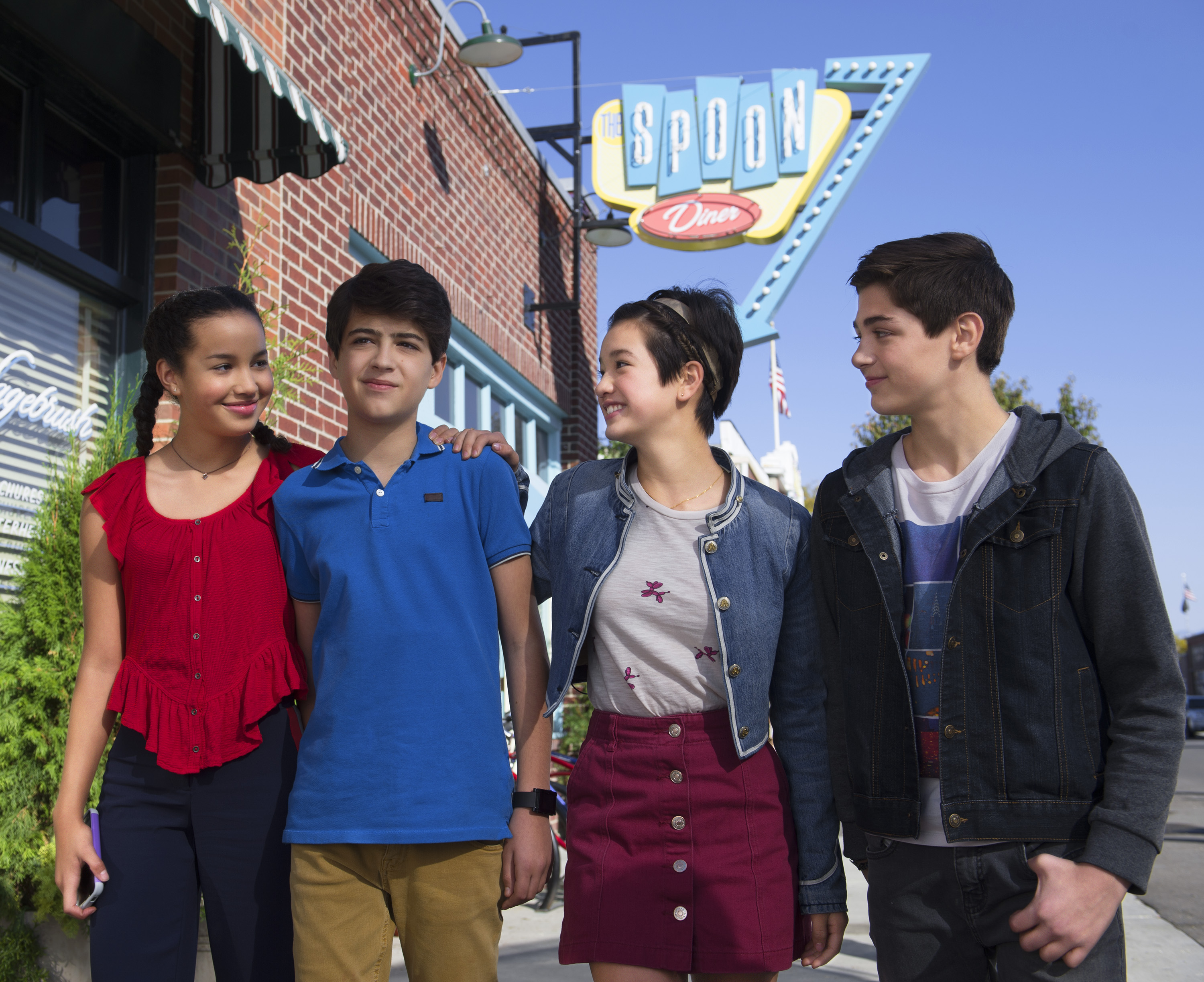 Is Andi Mack On Netflix? Where to Watch the Disney Channel Show Online