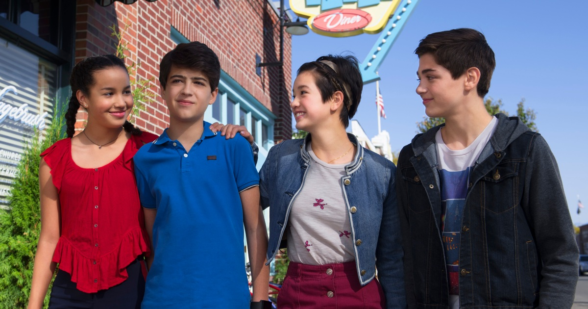 Is Andi Mack On Netflix Where To Watch The Disney Channel Show Online