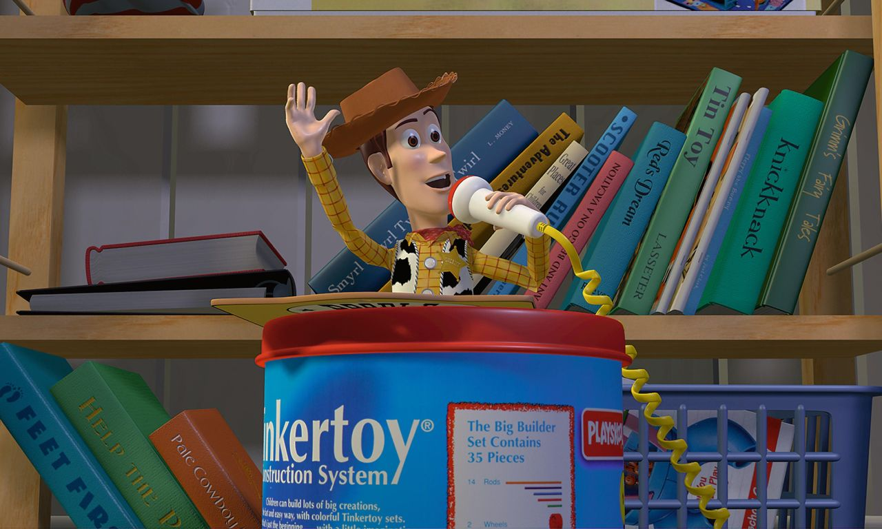 huge discount d660b 6f6c4 Toy Story Easter Eggs: Disney Pixar Hid Some Secrets in the Film