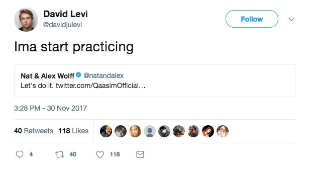 david levi nbb tweet