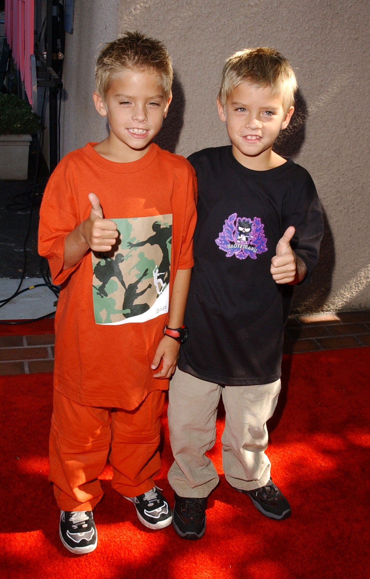 dylan and cole sprouse kids