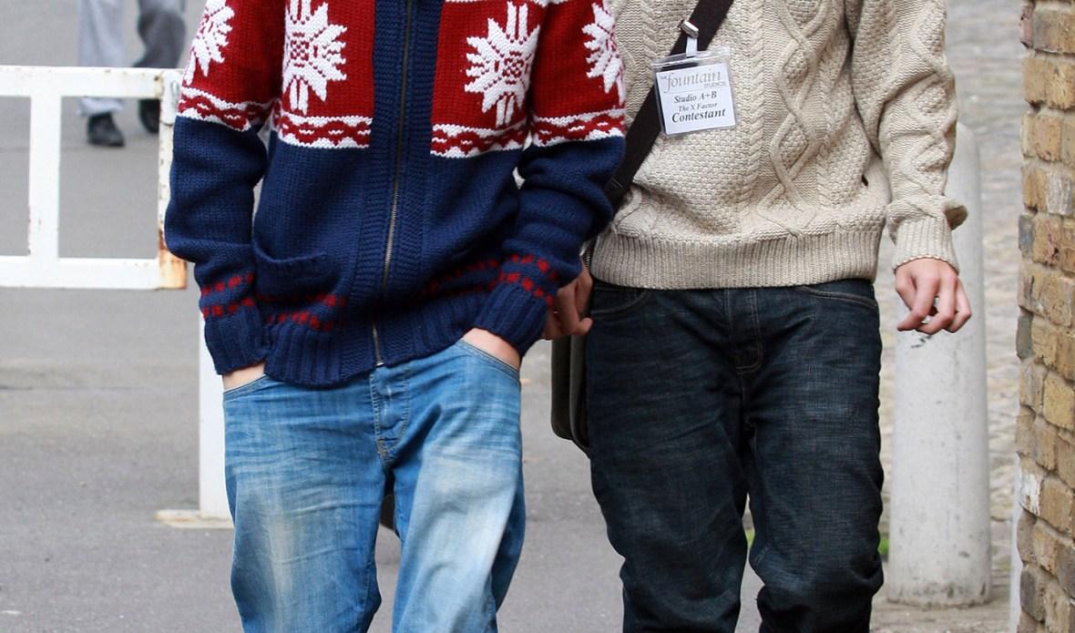 niall horan harry styles 2010