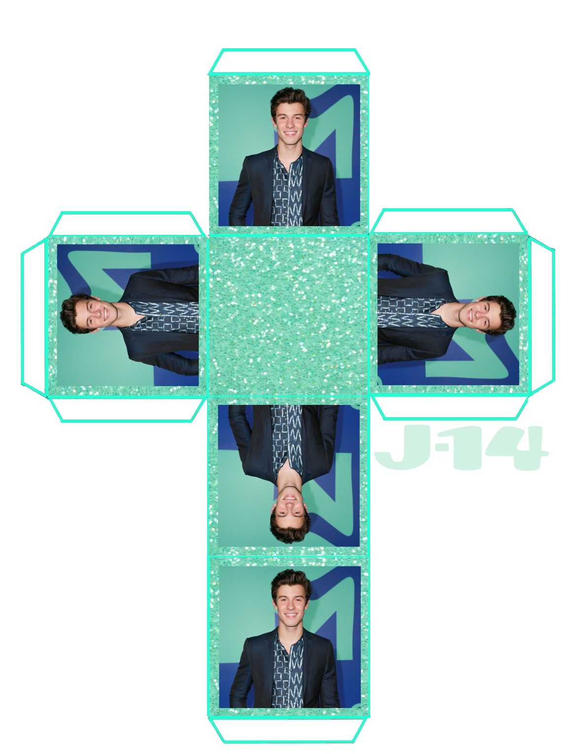 shawn mendes gift box