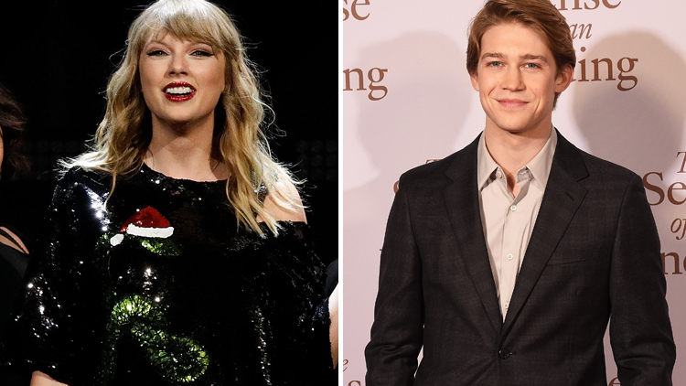 Taylor Swift and Joe Alwyn Were Spotted Out In Public After Her