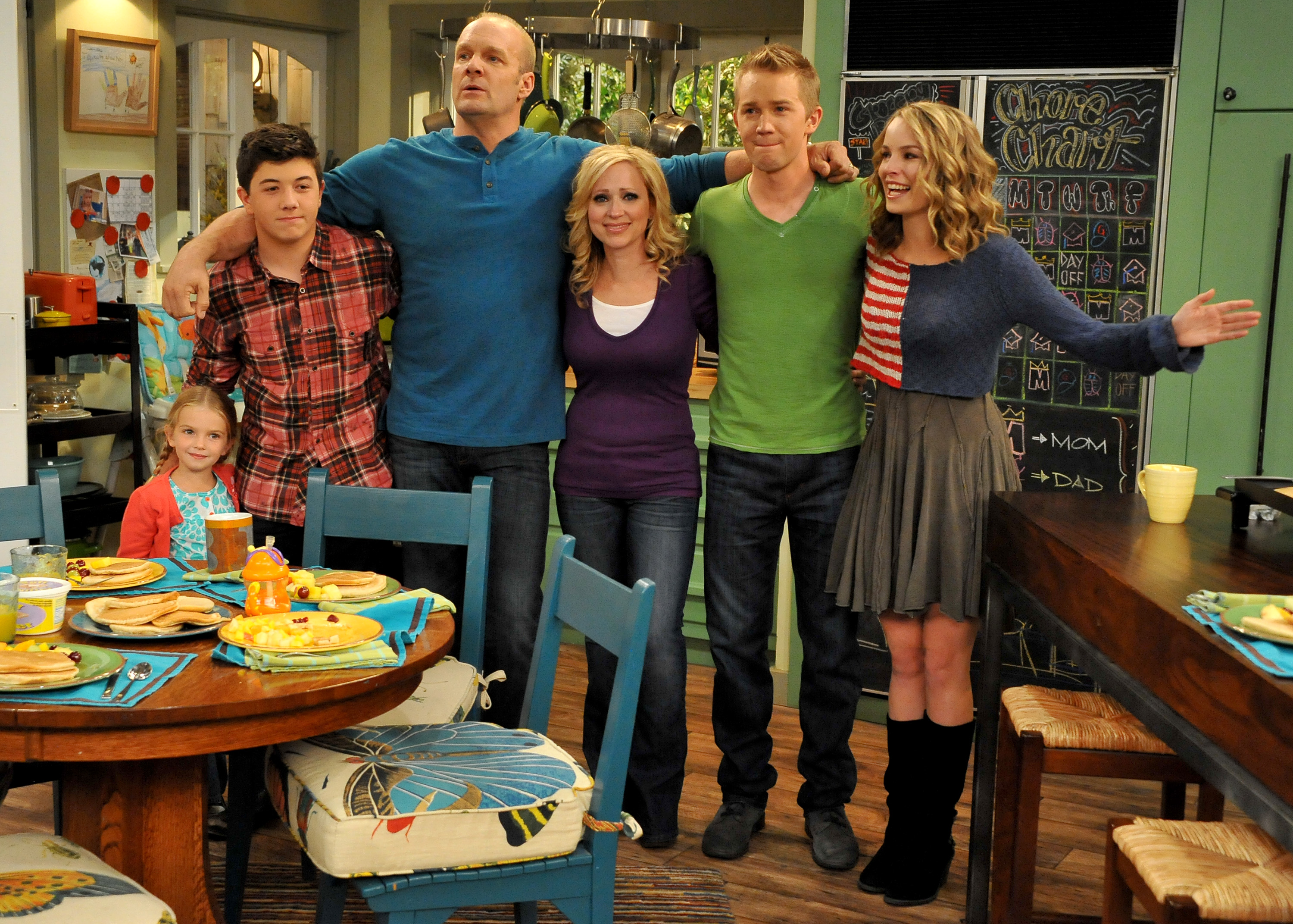 why-did-good-luck-charlie-end