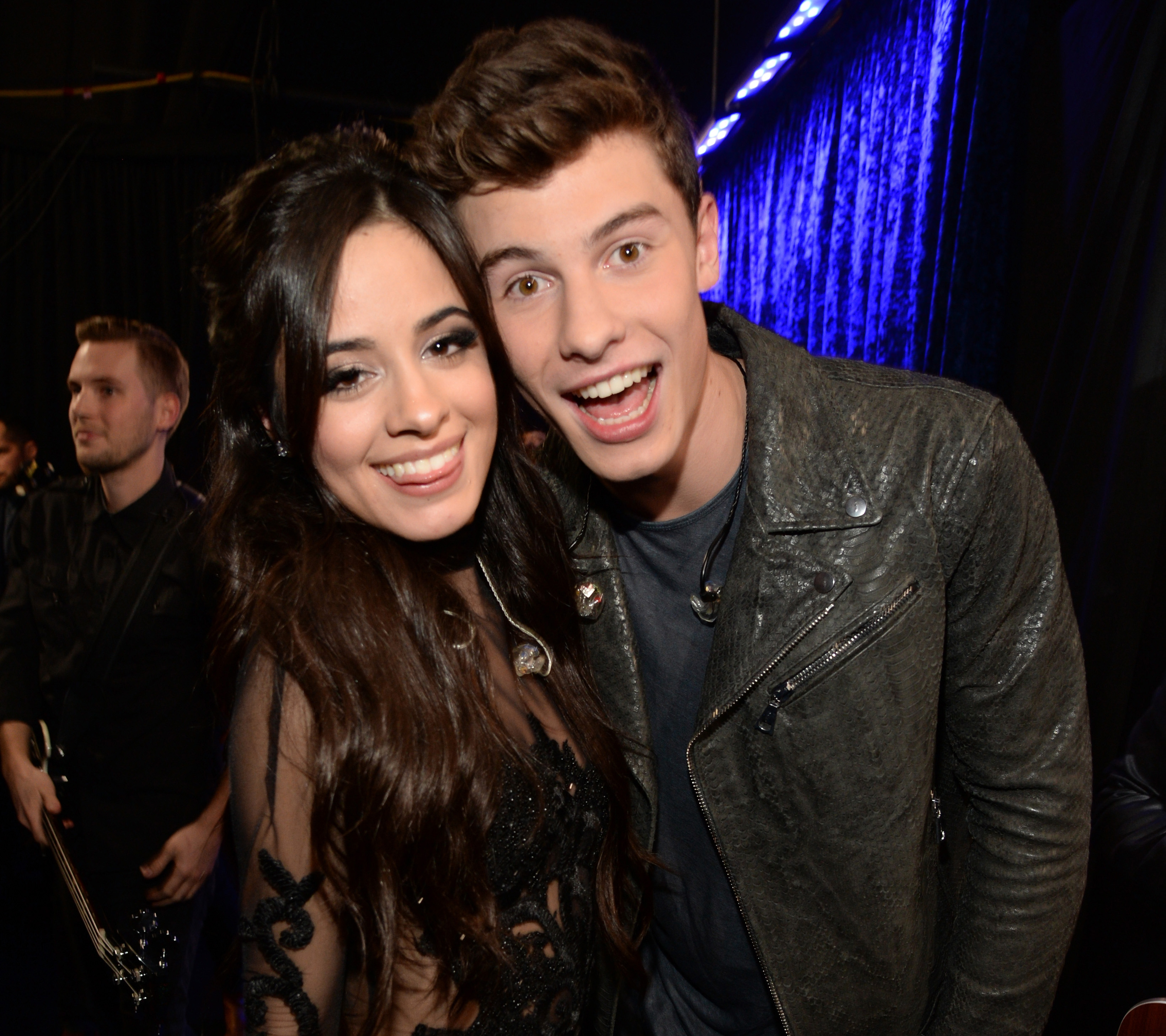 Camila and Shawn