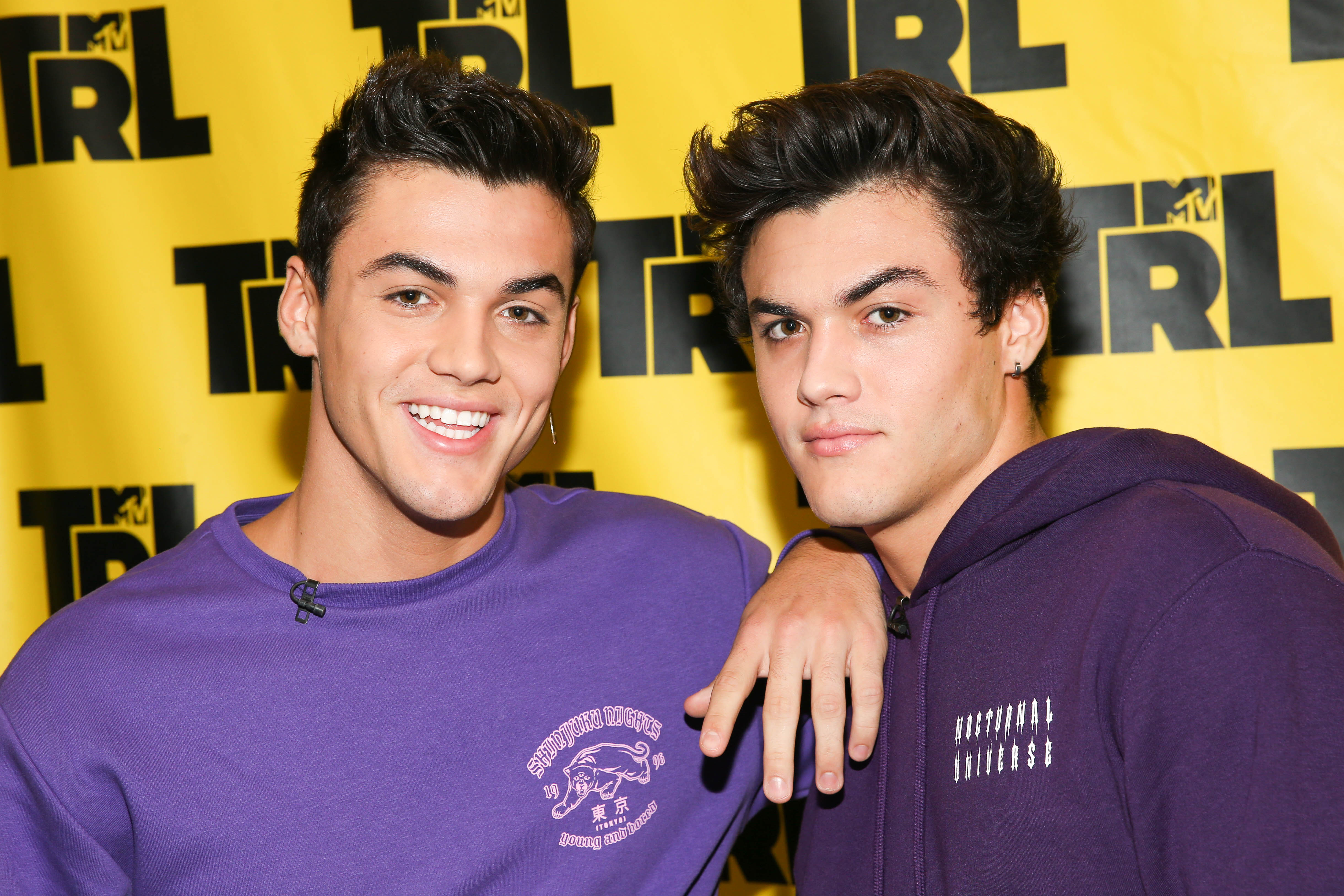 Dolan Twins Purity Rings Are Ethan And Grayson Dolan Christians