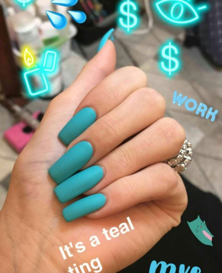 kylie nails