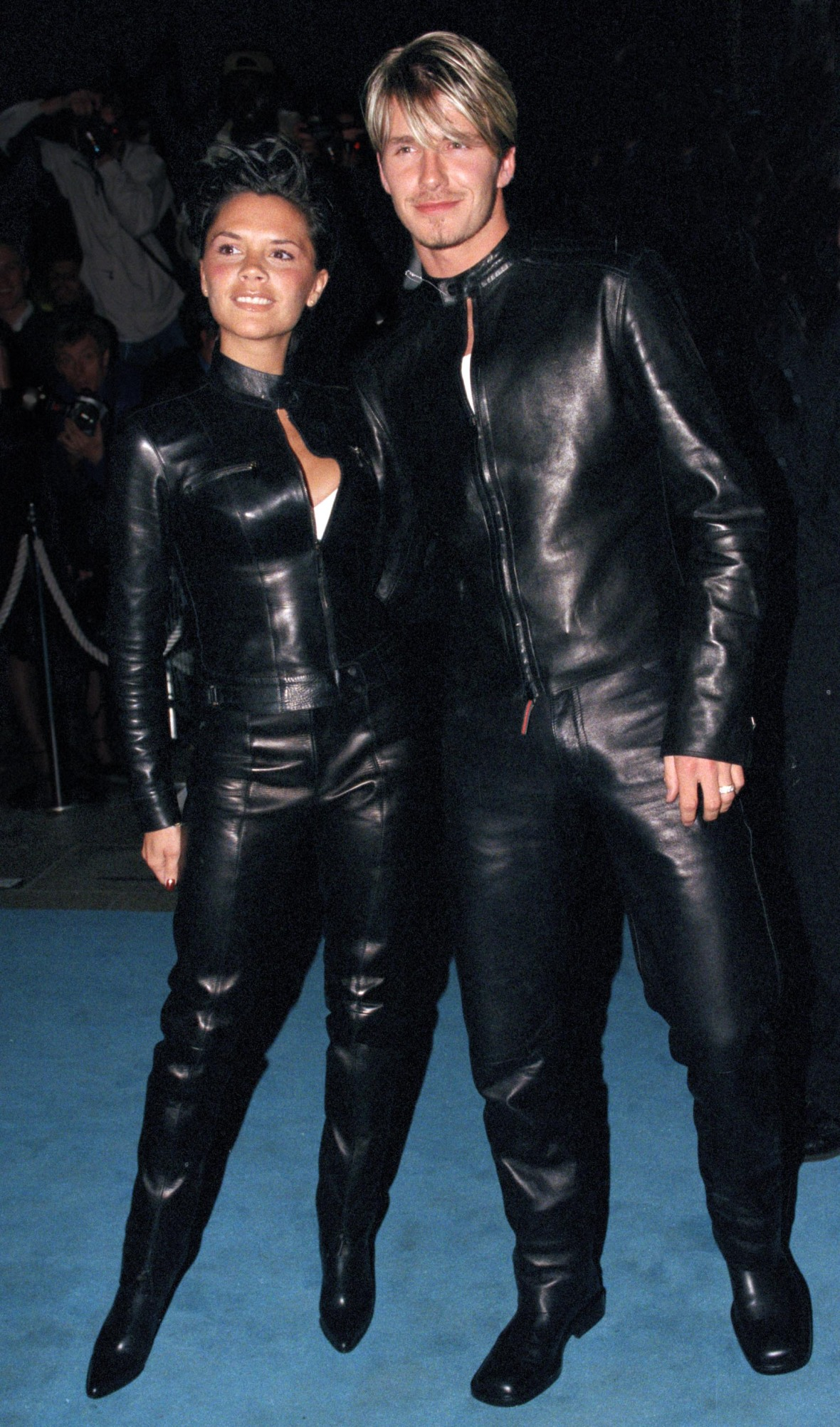 posh n becks leather