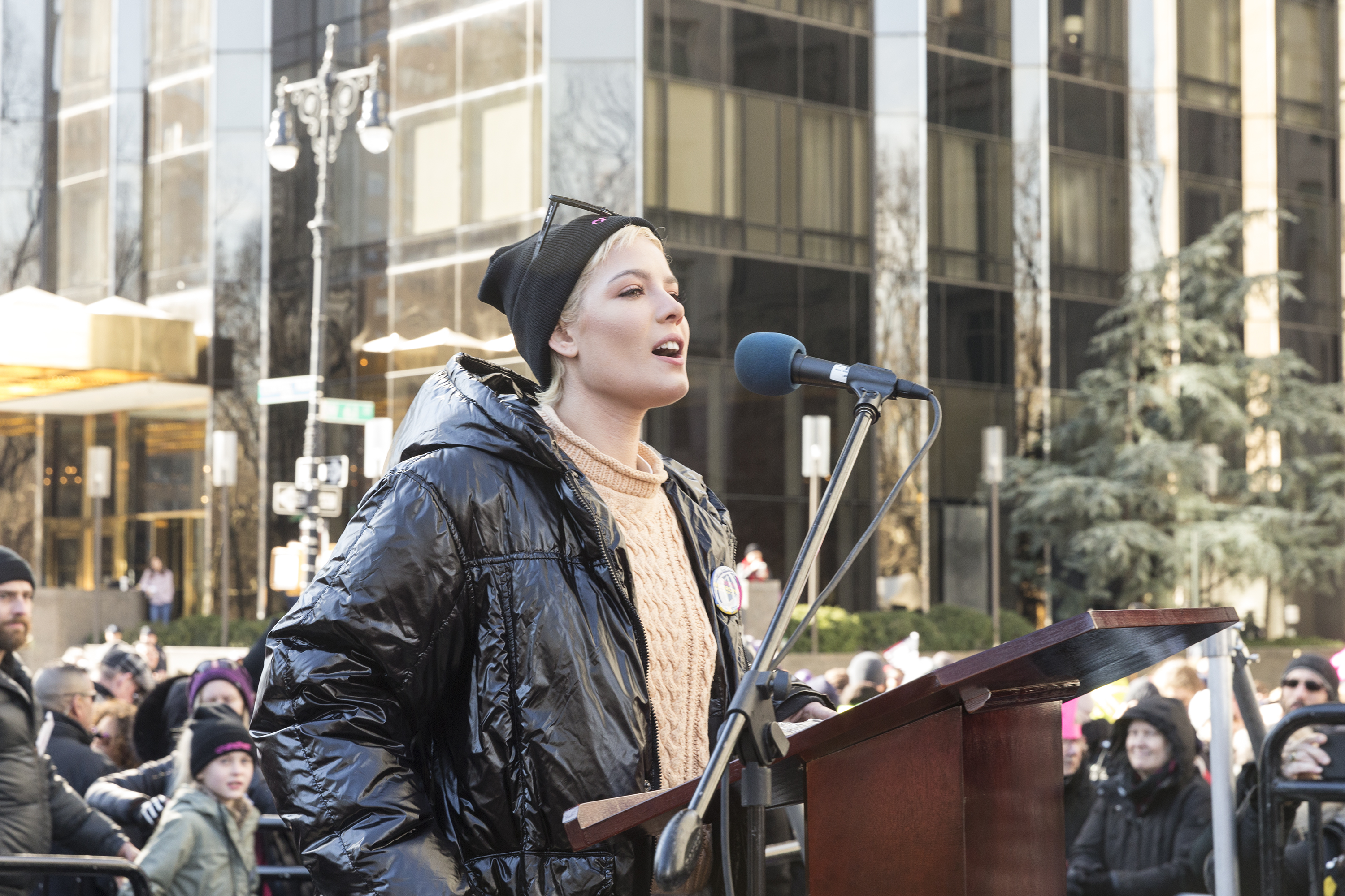 halsey-womens-march