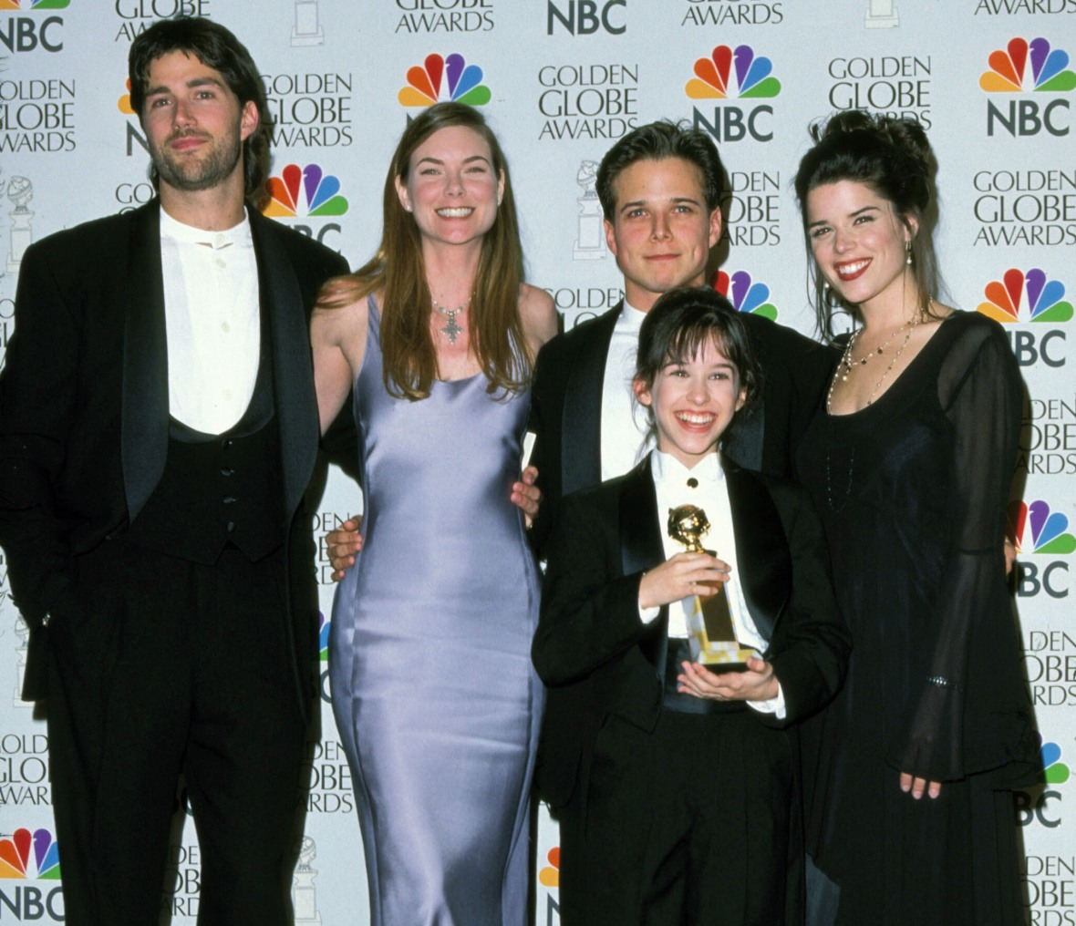 party of five golden globes