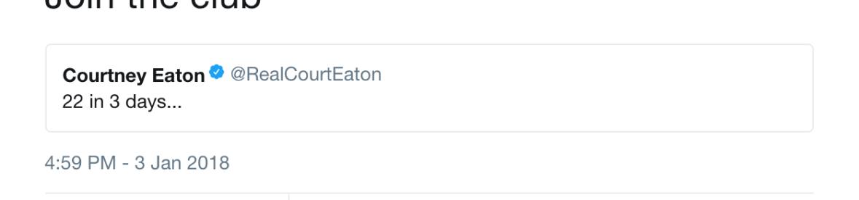 ross lynch courtney eaton tweet