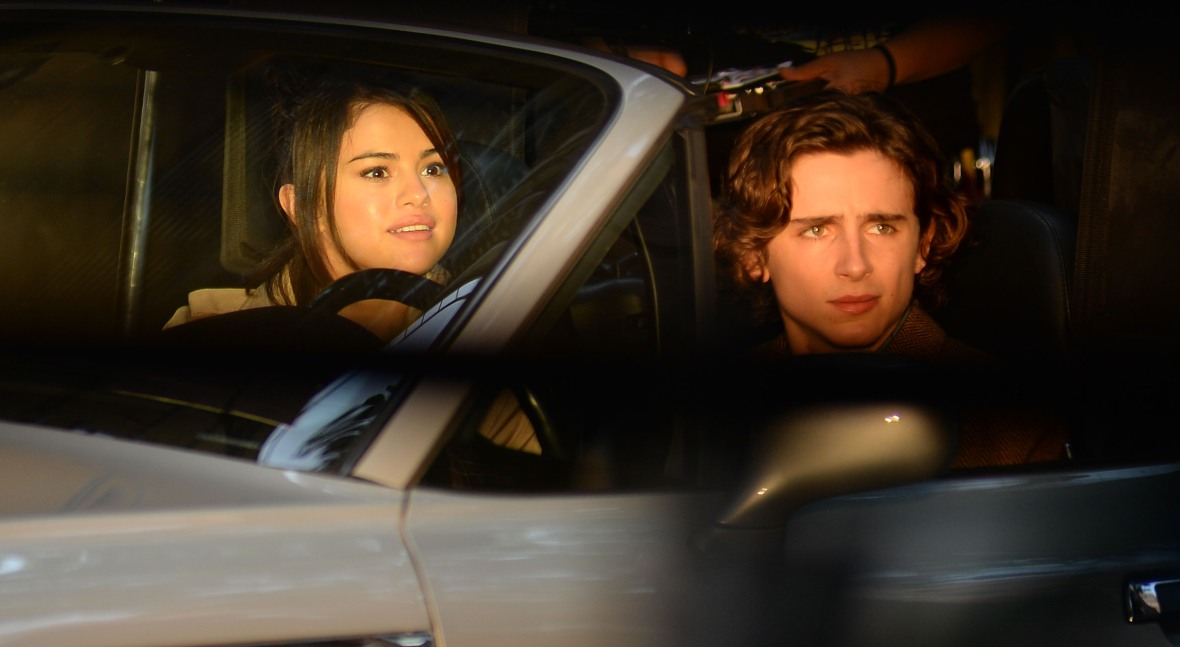 selena timothee movie