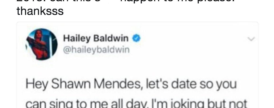 shawn hailey fan tweet