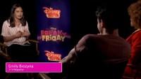 Dara Reneé & Ricky He | Disney Channel Stars Talk 'Freaky Friday'