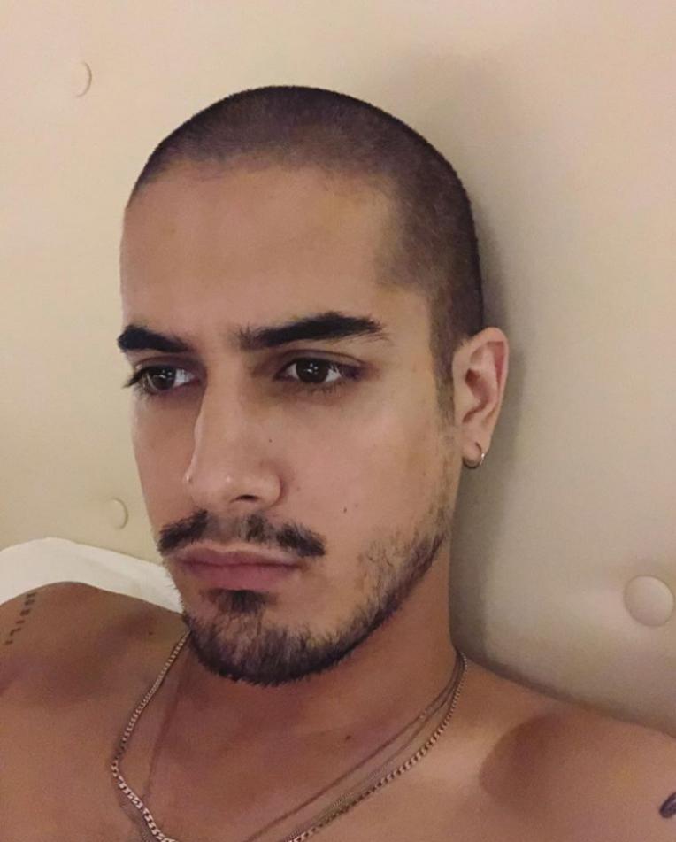 Avan Jogia Is Bald Cuts Off His Signature Long Hair