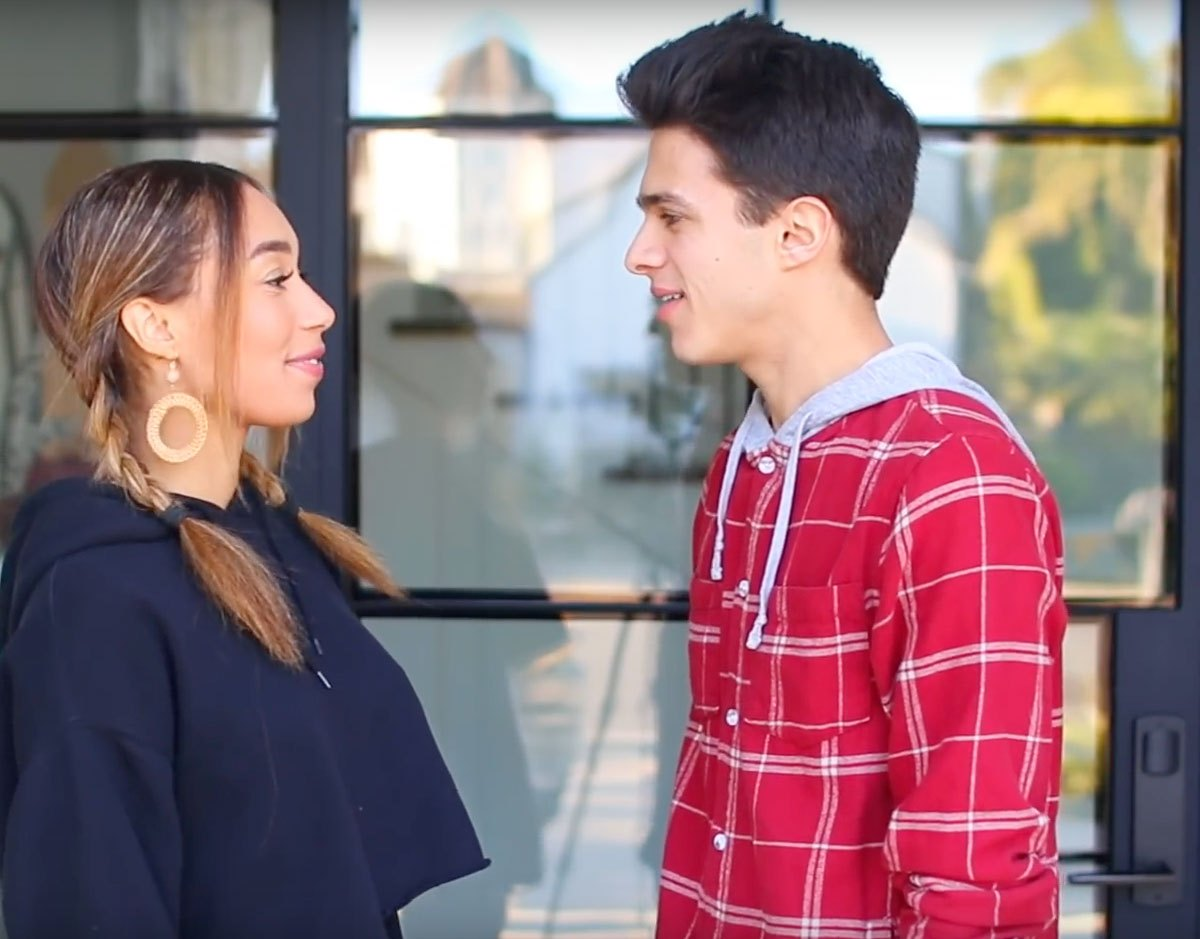 Eva Gutowski and Brent Rivera's Relationship Explained
