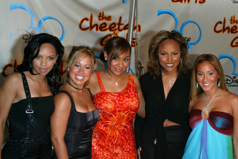 Why Adrienne Bailon Wont Let Her Man Watch Cheetah Girls