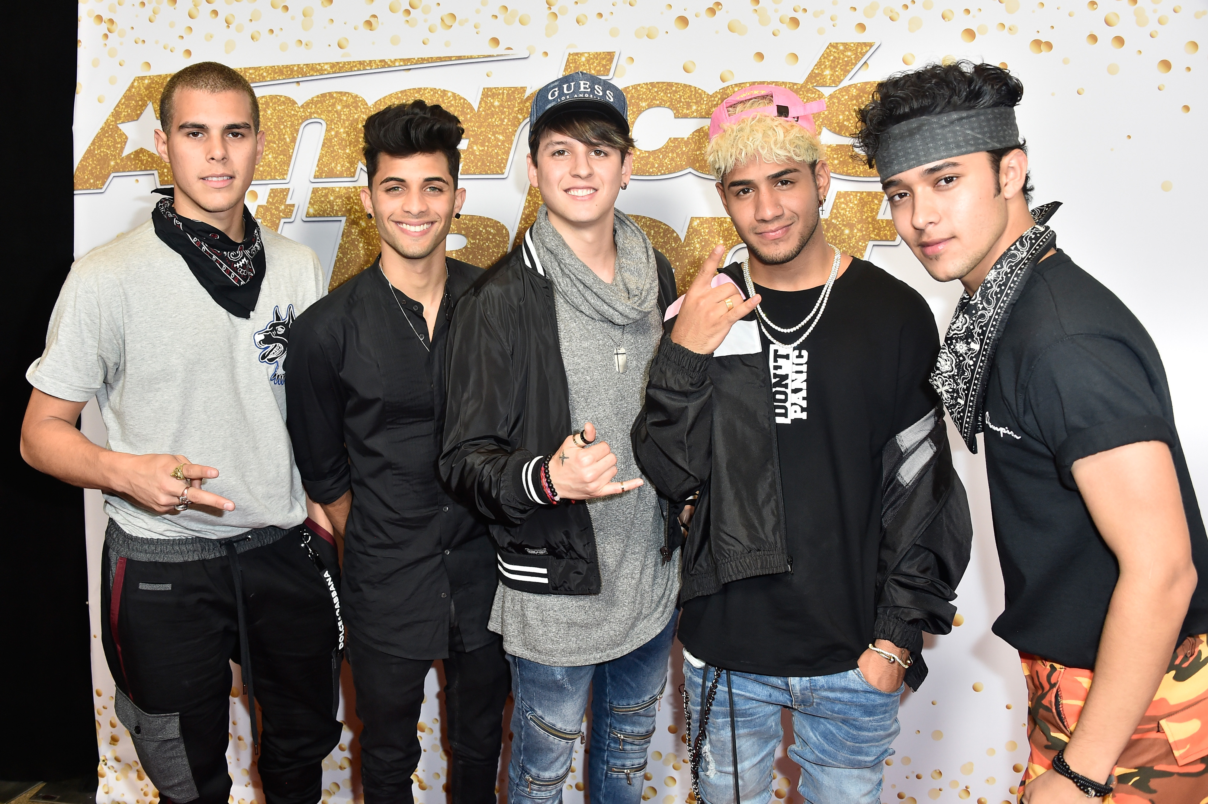 CNCO Shares Their Craziest Fan Encounters