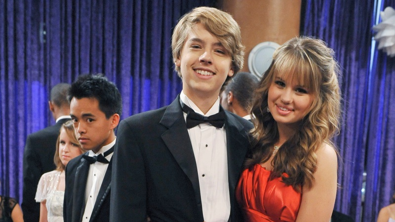 A Timeline Of Cole Sprouse And Debby Ryan S Friendship