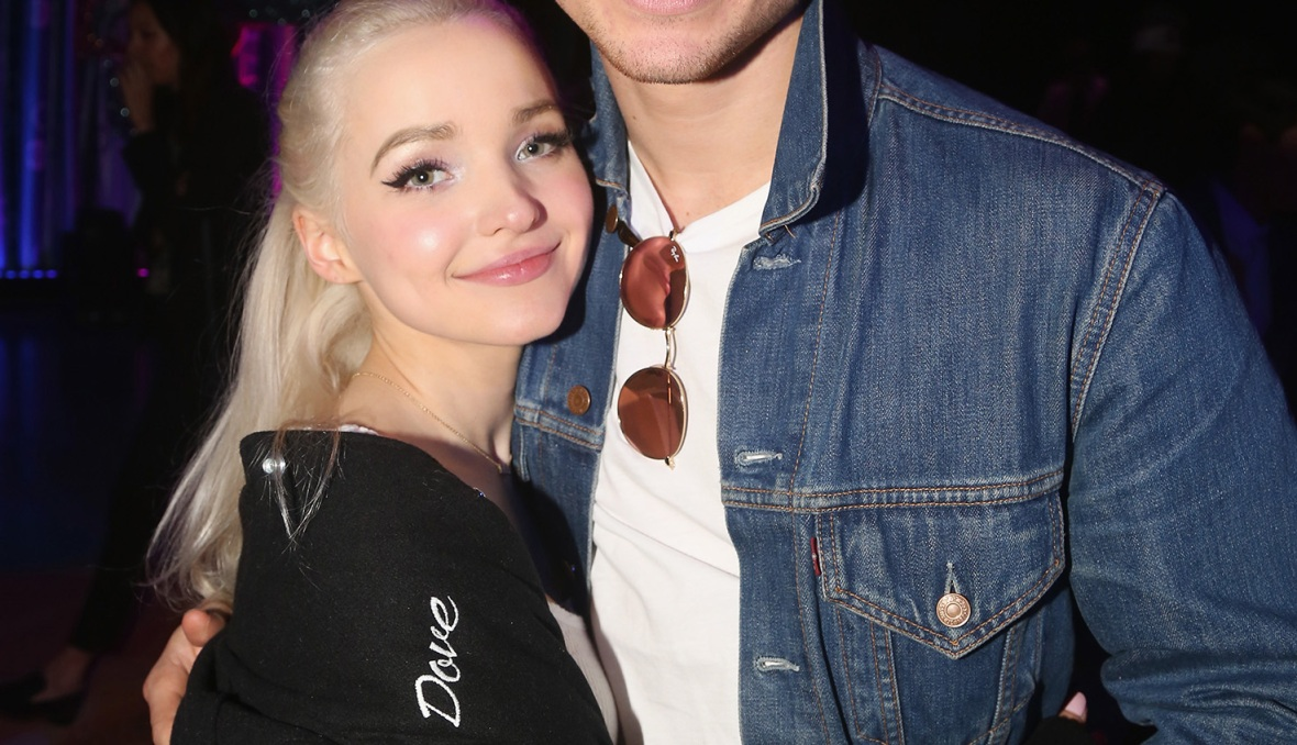 dove cameron thomas doherty