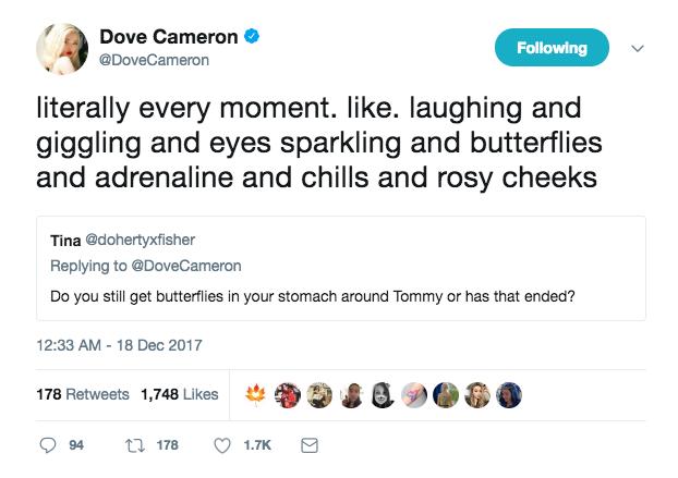 dove thomas tweet