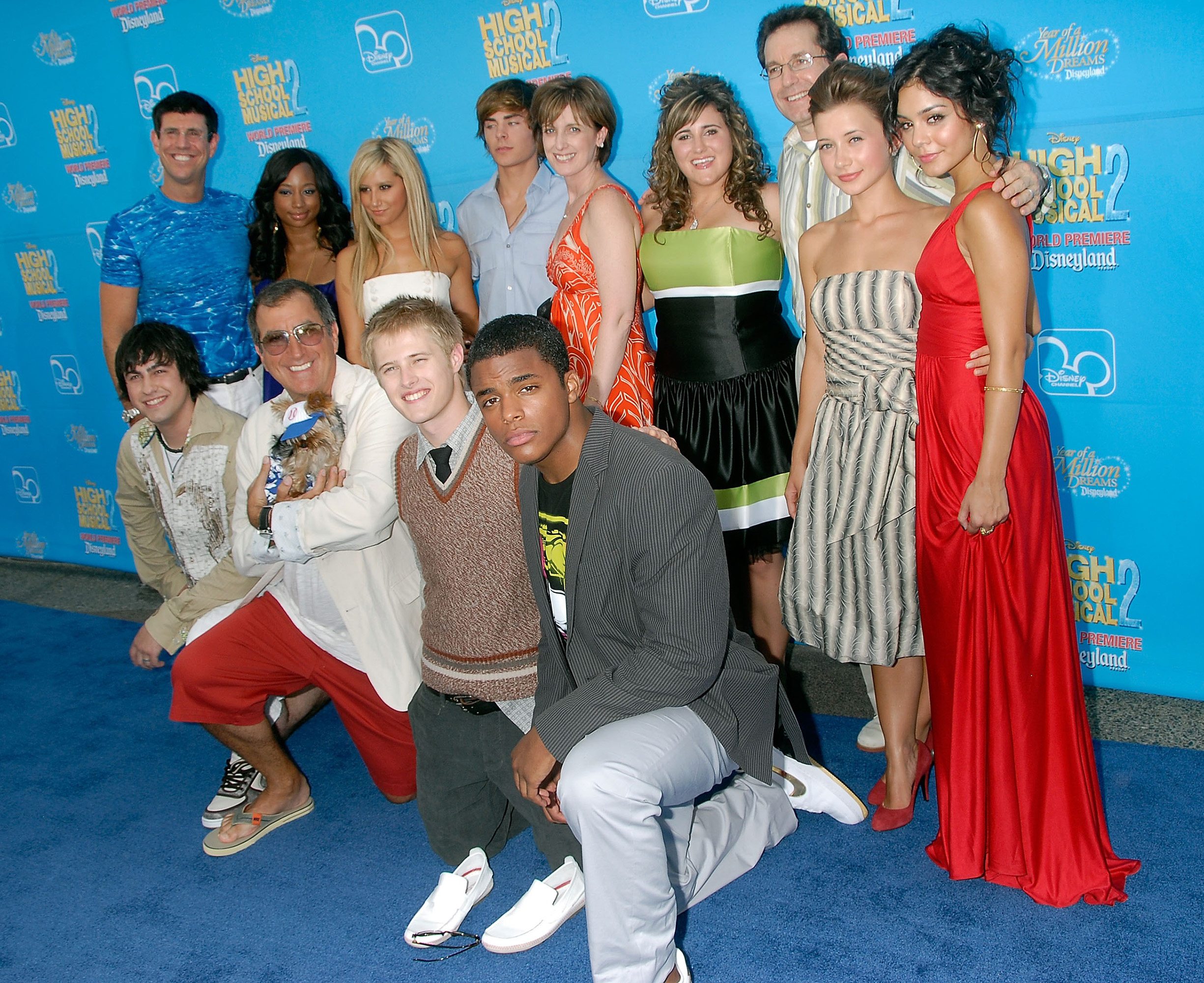 Relive the High School Musical 2 Premiere Red Carpet