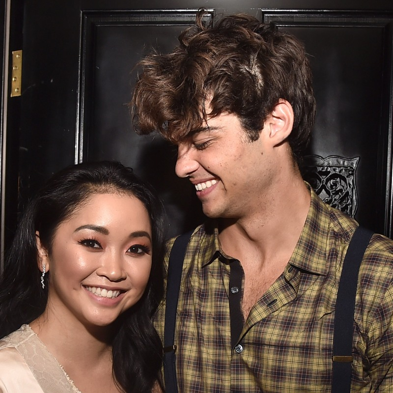 Are lana condor and noah centineo really dating