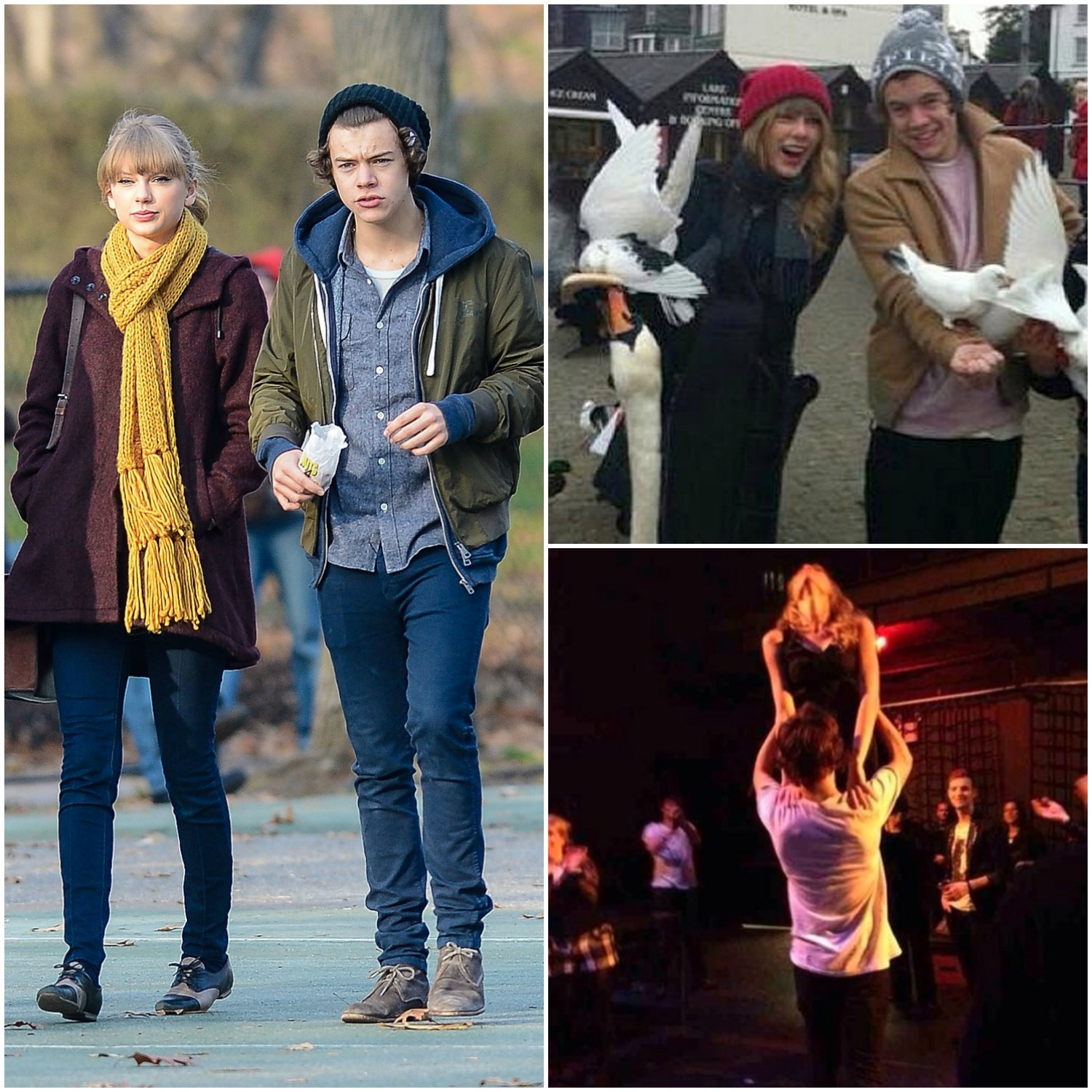Is Taylor Swift s new song about Harry Styles Boy we really hope so