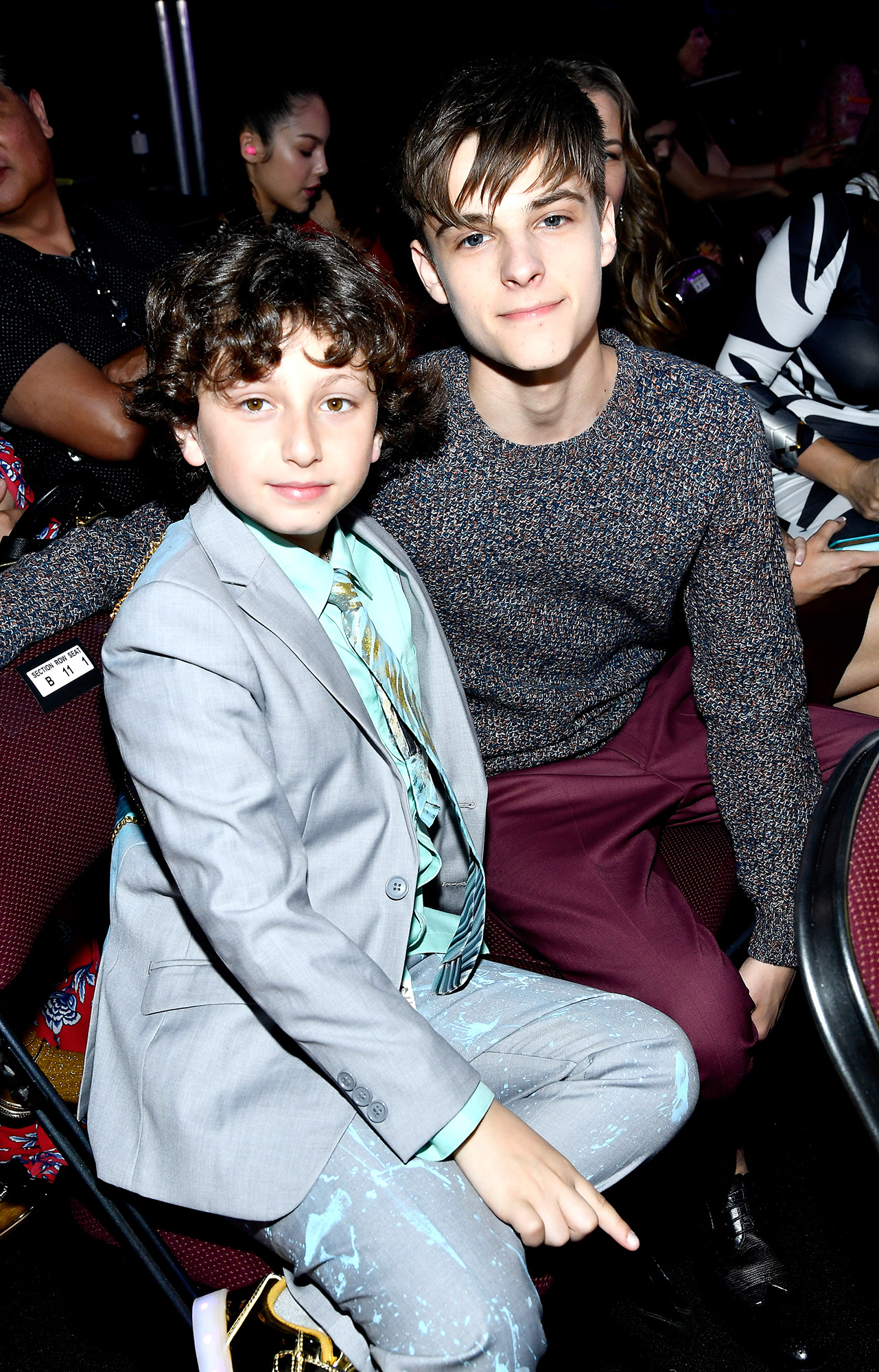 august-maturo-corey-fogelmanis-kids-choice-reunion