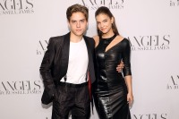 dylan-sprouse-barbara-palvin-first-red-carpet